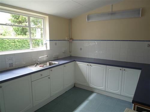 Small Hall Kitchen